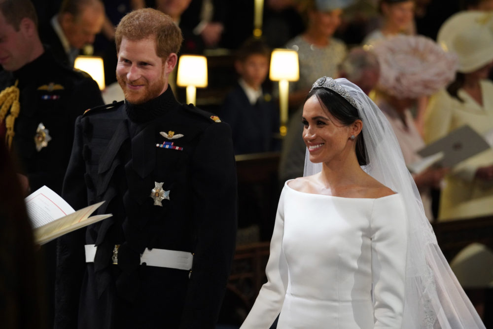 Here are the best GIFs from the royal wedding, so you can relive it again and again