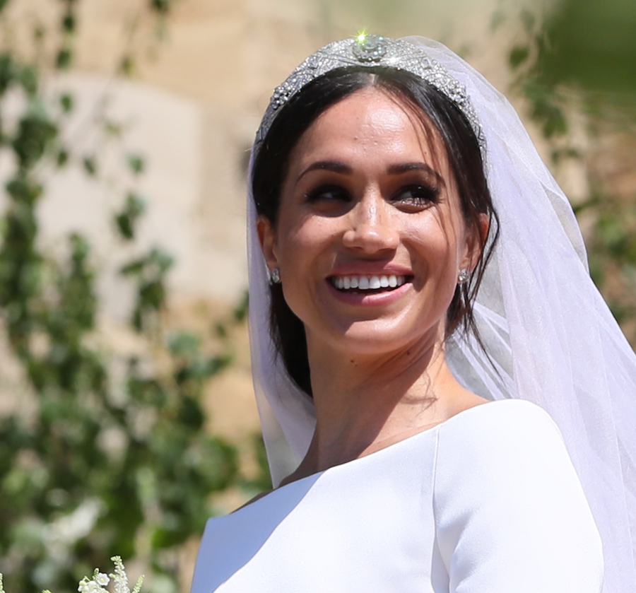 Meghan Markle's wedding hair and makeup reportedly cost as much as a year's worth of rent