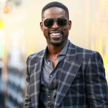 If you need a break from the royal wedding, here's a video of Sterling K. Brown twerking