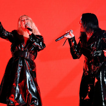 The internet is living for Demi Lovato and Christina Aguilera's duet at the 2018 Billboard Music Awards