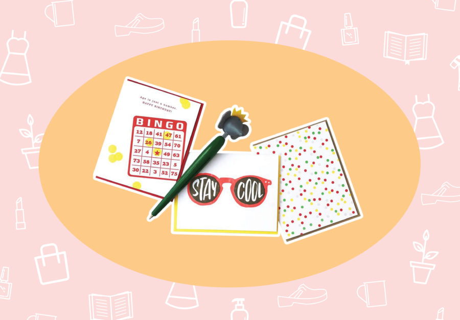 WANT/NEED: Cute cards for snail mail lovers, and more stuff you want to buy