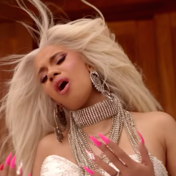 """This is the badass hair detail you might have missed in Cardi B's """"Be Careful"""" music video"""
