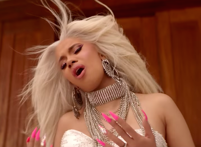 "This is the badass hair detail you might have missed in Cardi B's ""Be Careful"" music video"
