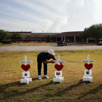 A Santa Fe High shooting survivor posted a tragically relevant message about school shootings weeks before the attack