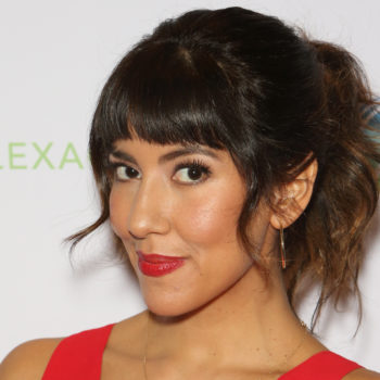 Stephanie Beatriz's own life inspired Rosa to come out on <em>Brooklyn Nine-Nine</em>, and we are feeling all the feelings
