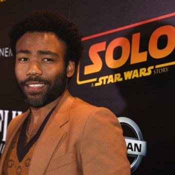 Donald Glover is totally down for a Lando spinoff movie, and yes, please