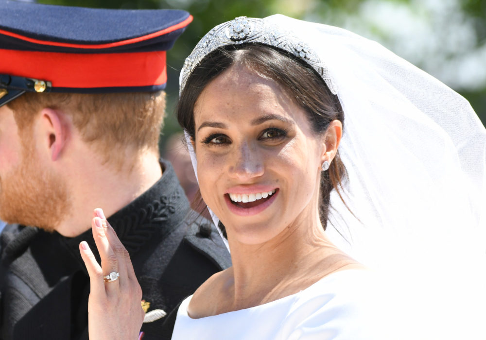 Meghan Markle gave her best friends the chicest gift at the royal wedding — and you can buy it, too
