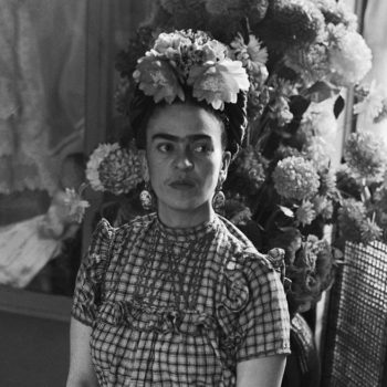Here's how you can see the world's largest collection of Frida Kahlo artifacts, no museum fee required