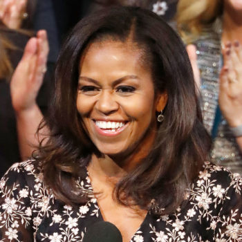 Michelle Obama just shared the most inspirational throwback pics from her new book <em>Becoming</em>