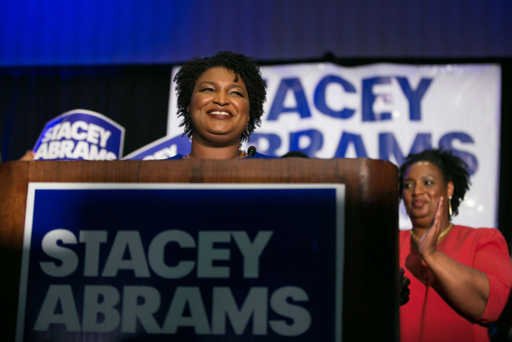 Stacey Abrams' victory speech will give you chills
