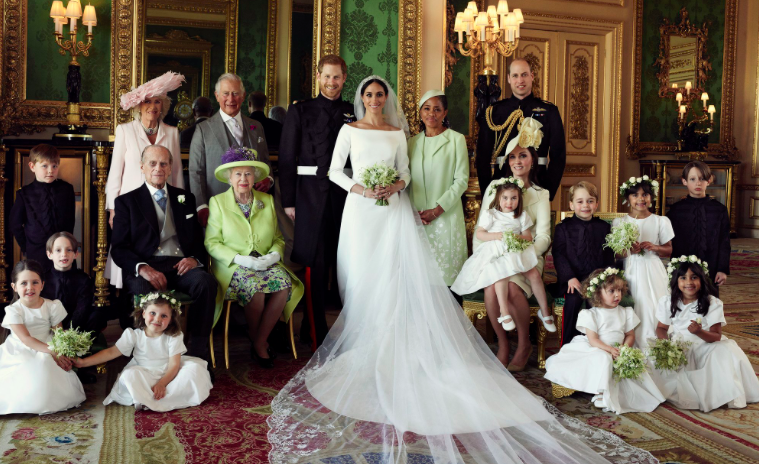 The royal wedding photographer had a hilarious trick for getting all those adorable kids to smile, and we're using it ASAP