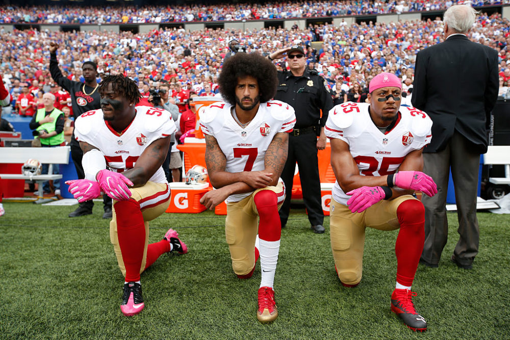 "The NFL has reached a ""compromise"" on the #TakeAKnee movement, but no one's happy"