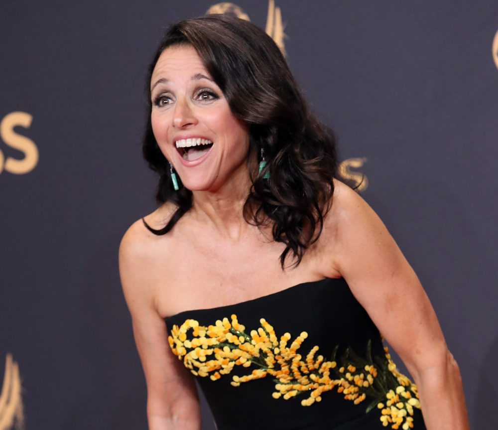 Julia Louis-Dreyfus is set to receive the Mark Twain Prize for humor, which is basically the MVP of being funny