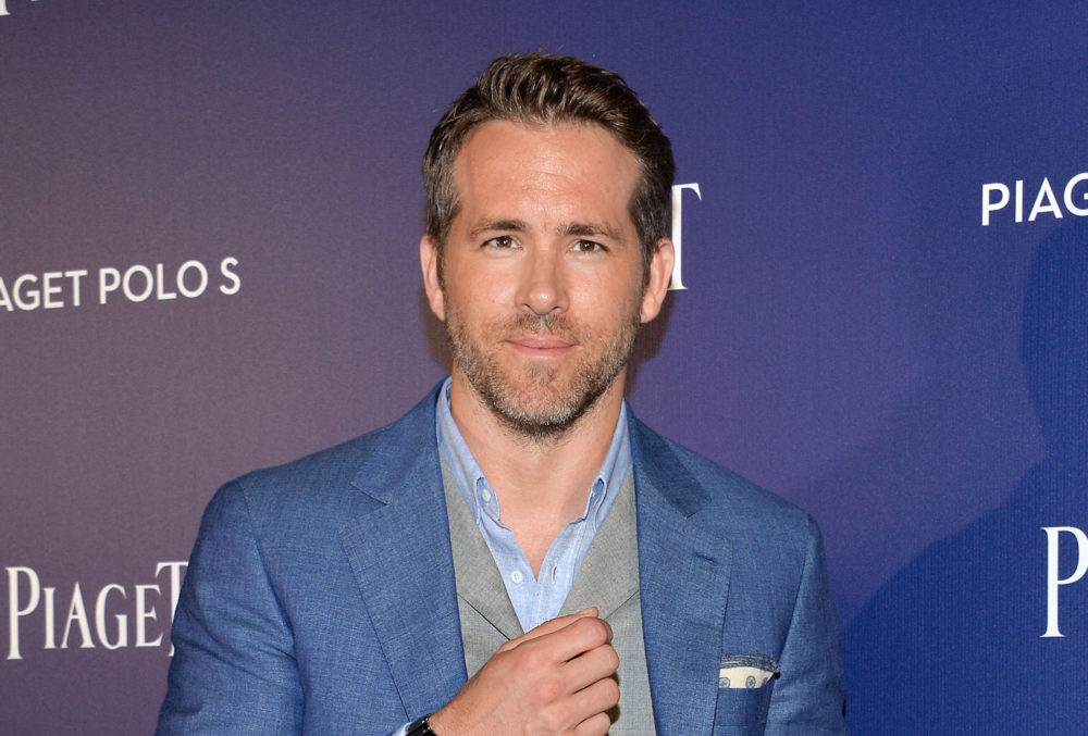 Ryan Reynolds is making a movie for Netflix, because we all deserve nice things