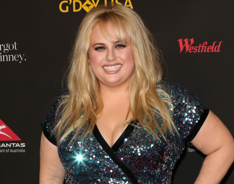 Rebel Wilson's <em>Vogue Australia</em> cover was NOT Photoshopped, and she shared the pics to prove it