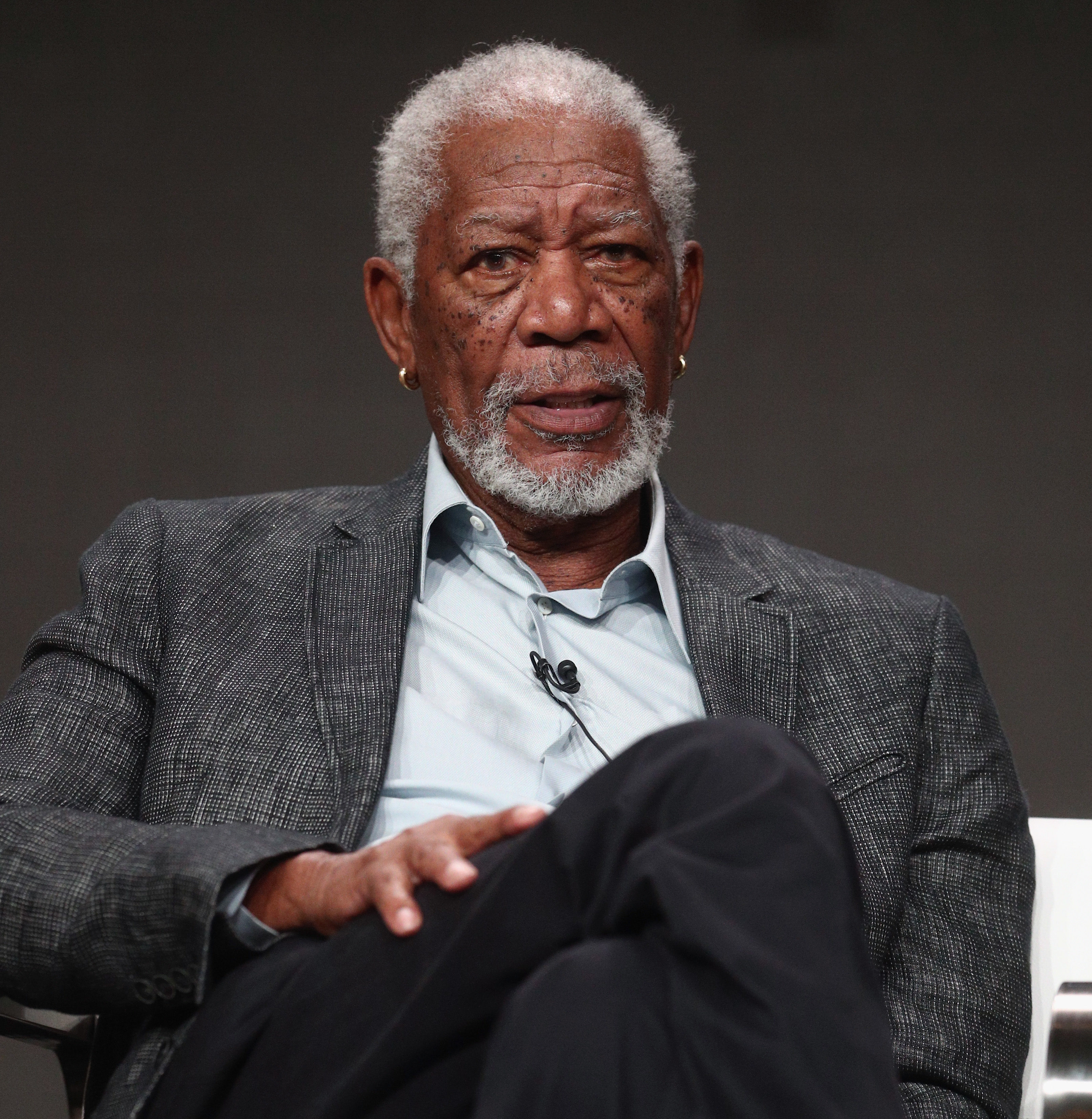 Morgan Freeman has been accused of sexual harassment by eight women, because there really IS no good in the world just FYI