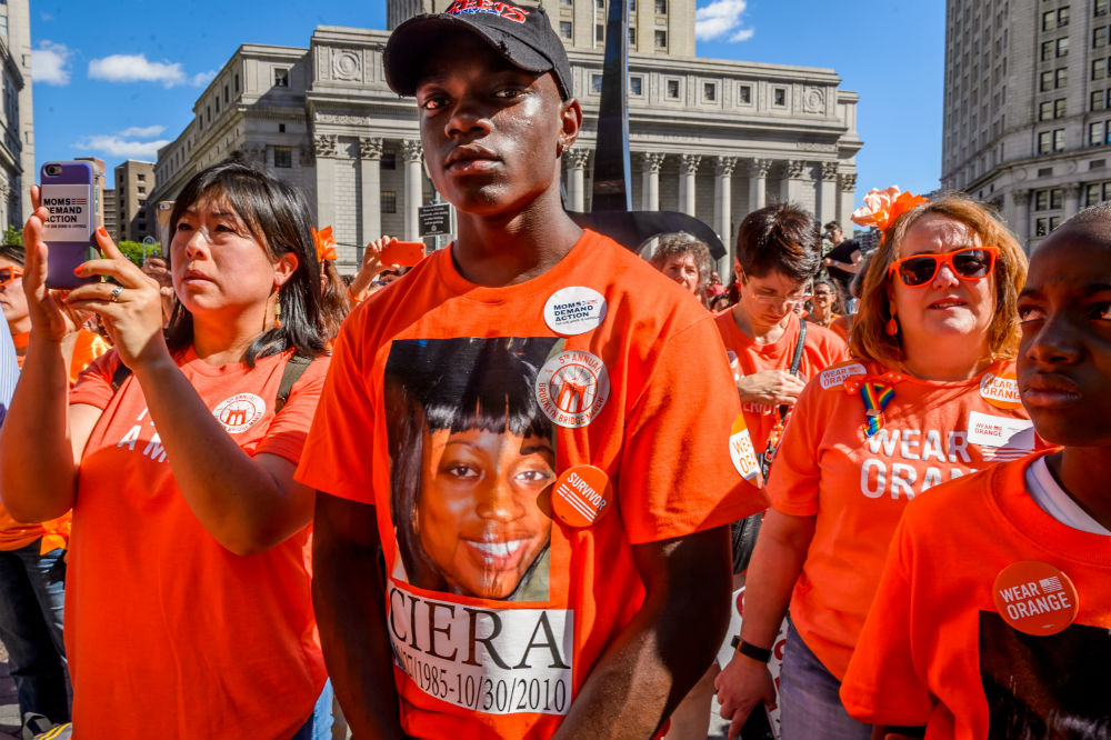 This is why you'll see students everywhere wearing orange on June 1st