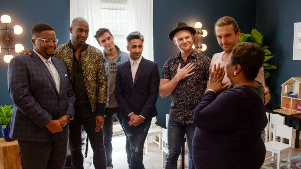 We CAN believe — <em>Queer Eye</em> is coming back for Season 2 SO SOON