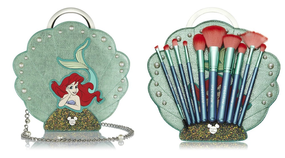 You're going to want this <em>Little Mermaid</em> makeup collection to be part of your world