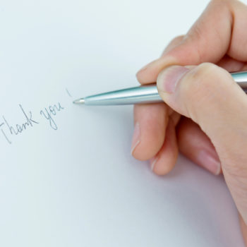 You don't say thank you nearly as often as you think you do, according to science