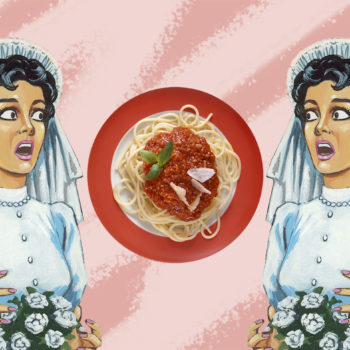 Never serve these 6 foods at your wedding reception