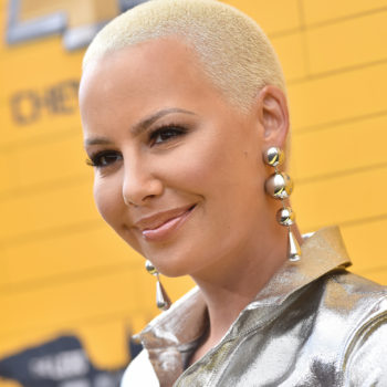 """Amber Rose just addressed """"every rumor about me"""" in an epic Insta Story"""