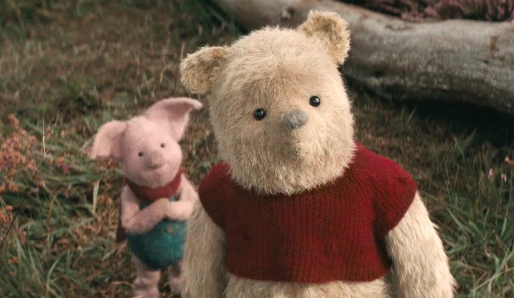 The latest <em>Christopher Robin</em> trailer is here — and watching Ewan McGregor get stuck in Pooh's tree is delightful