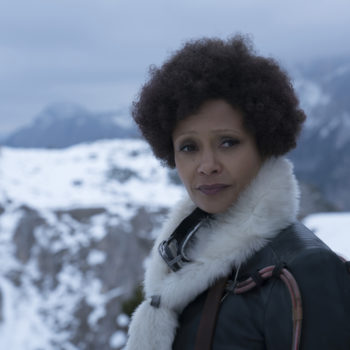"""Thandie Newton signs onto films for the """"complete experience"""" —and that's why she's okay with what happens to Val in <em>Solo</em>"""