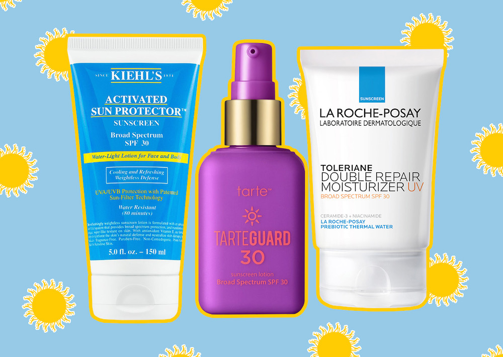 50 sunscreen options for every mood, from barely-there mineral powder to thick-ass zinc