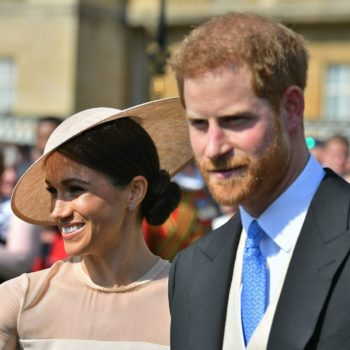 Prince Harry and Meghan Markle reportedly honeymooned in Africa after all