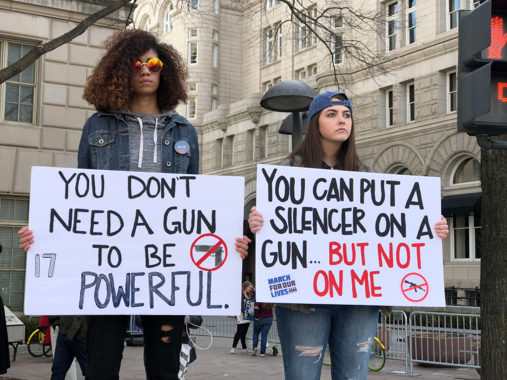 Thoughts And Prayers Are Not A Solution To Gun Violence - HelloGiggles