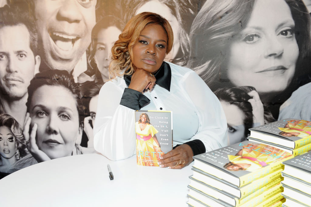 Retta got super honest about dieting, weight loss, and finding confidence through fashion