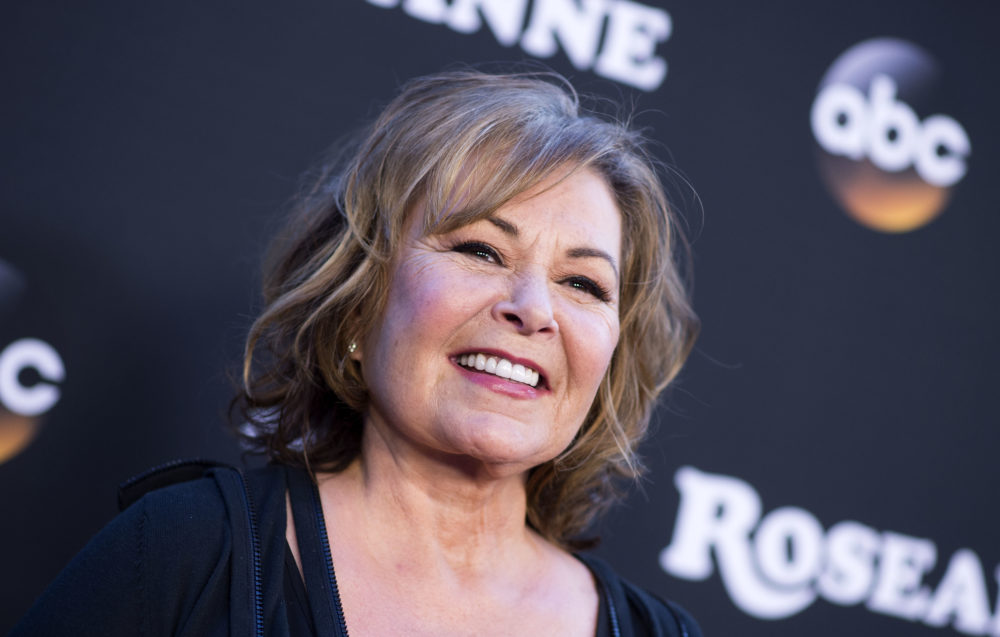 Roseanne Barr is once again tweeting racist things — and now, her actions have consequences