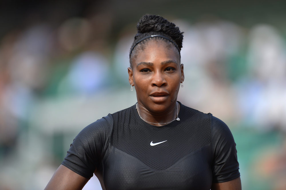 Serena Williams revealed the empowering reason she wore a catsuit to the French Open