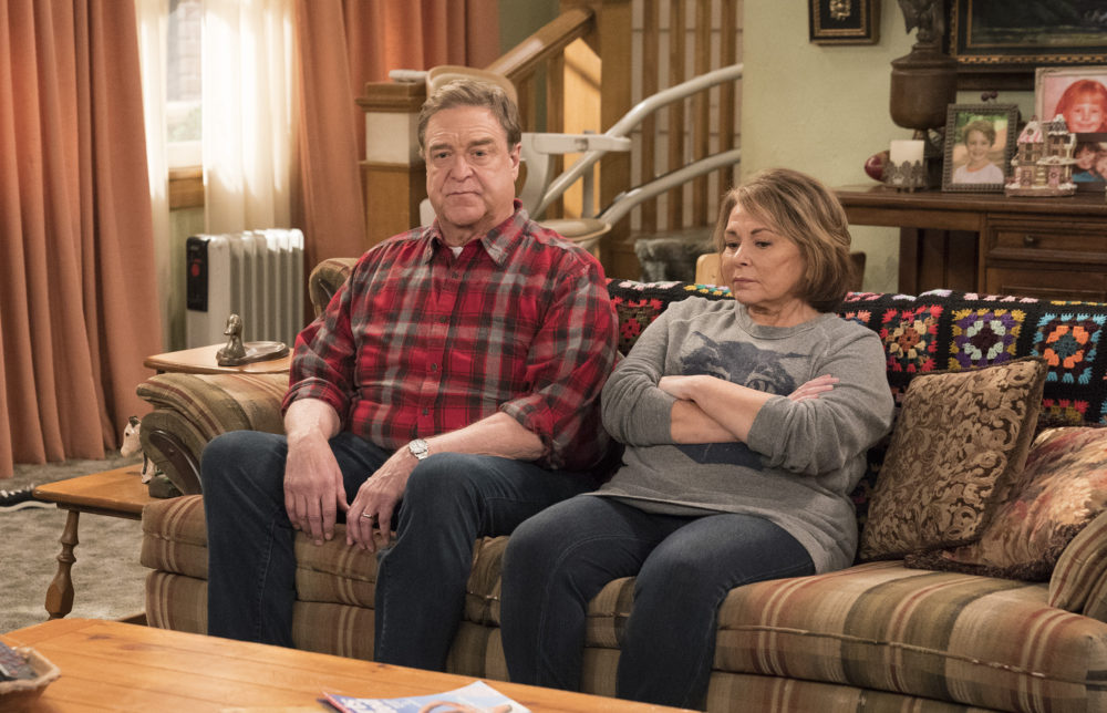 <em>Roseanne</em> is canceled, literally — ABC has pulled the plug on further seasons of the show