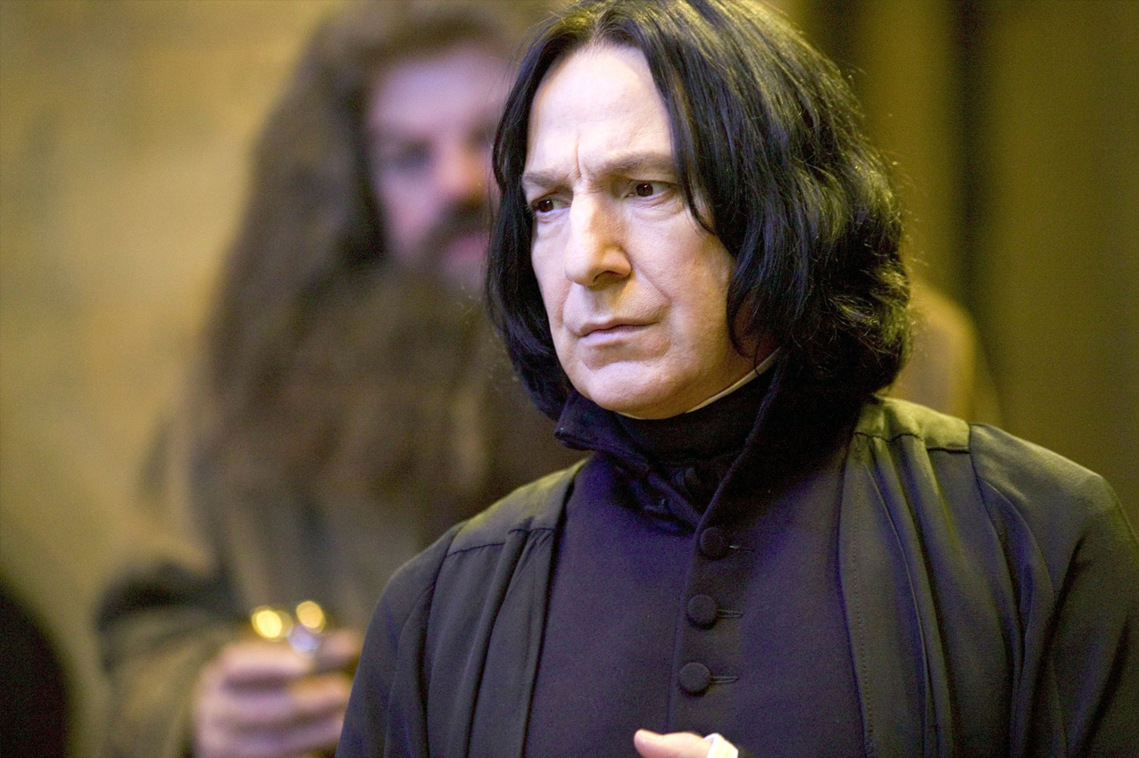 In a series of letters, Alan Rickman reveals he actually struggled behind-the-scenes playing Snape