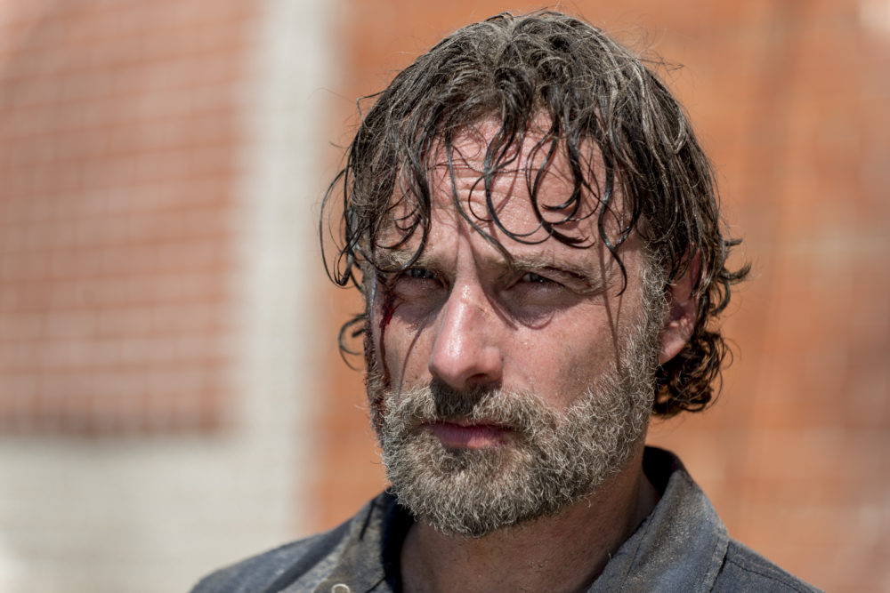 Andrew Lincoln might leave <em>The Walking Dead</em> for Season 9, because this zombie apocalypse can't go on forever
