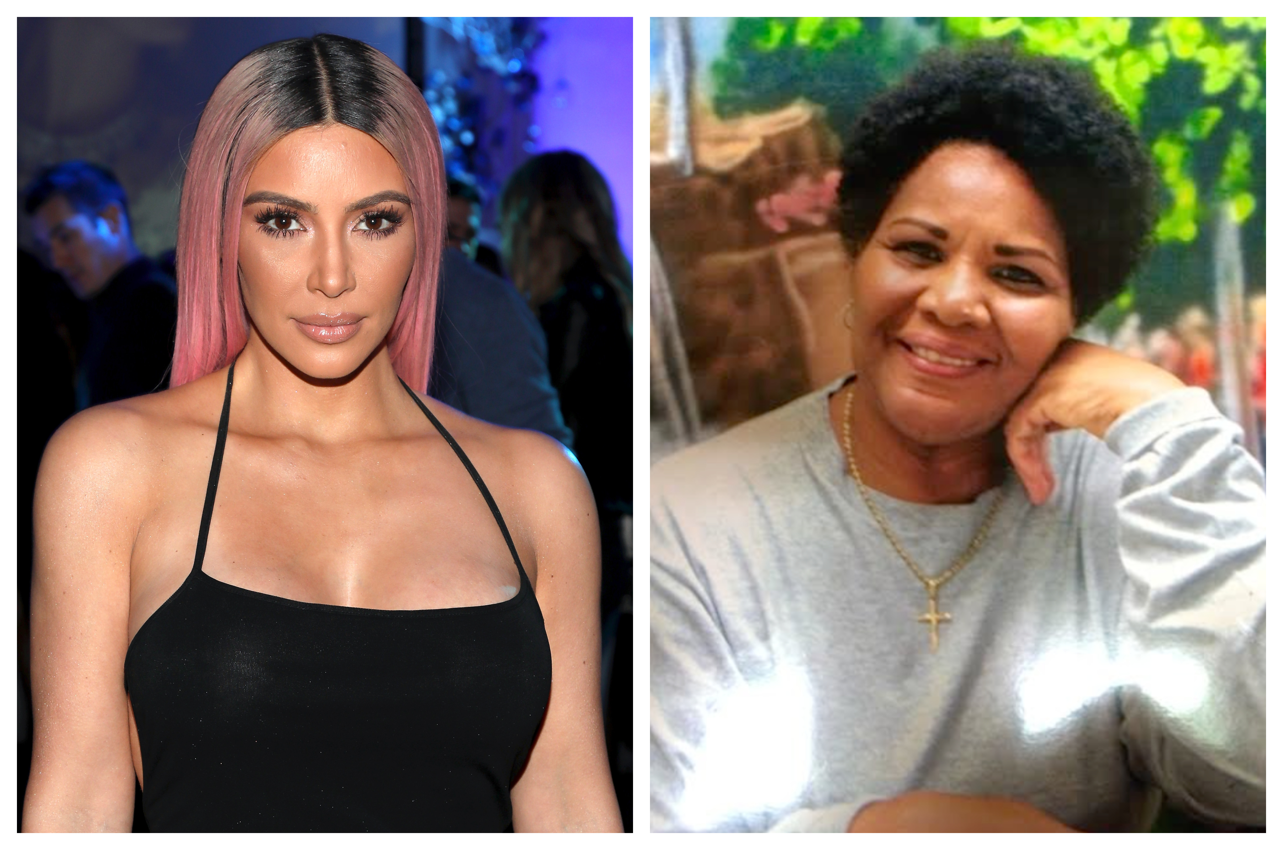 Kim Kardashian is meeting with Donald Trump to discuss pardoning Alice Johnson, a woman serving a life sentence for a non-violent offense