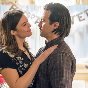 <em>This Is Us</em> has already filmed scenes for the *series finale,* and no, we're not ready for this