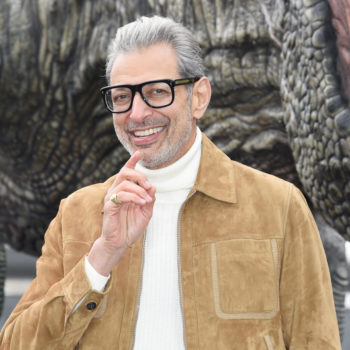 Because we deserve nice things, Jeff Goldblum is releasing his first album ever