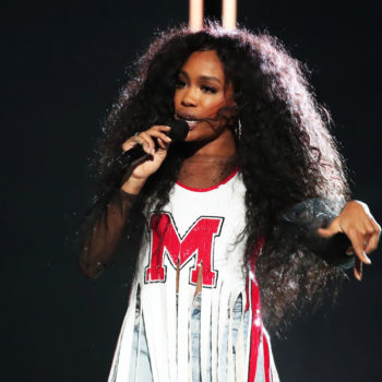 """SZA says her voice is """"permanently injured,"""" and we're seriously hoping this is a false alarm"""