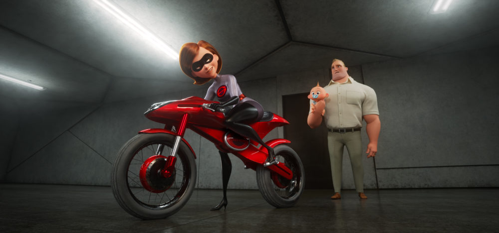 Brad Bird doesn't want to call <em>Incredibles 2</em> feminist — but that doesn't mean you can't