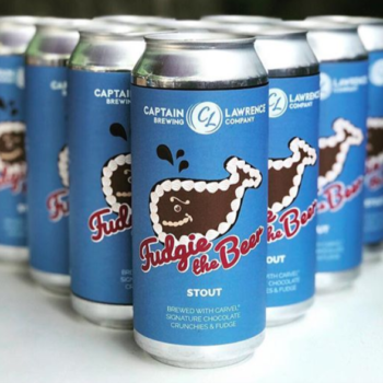 Carvel's Fudgie the Whale just got turned into a beer, because nothing is sacred
