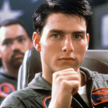 Tom Cruise just posted the first picture from the <em>Top Gun</em> sequel, and we have the need for more of this