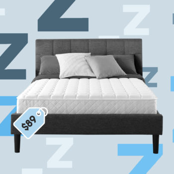Walmart is having a mattress sale, so now you can count dollars instead of sheep