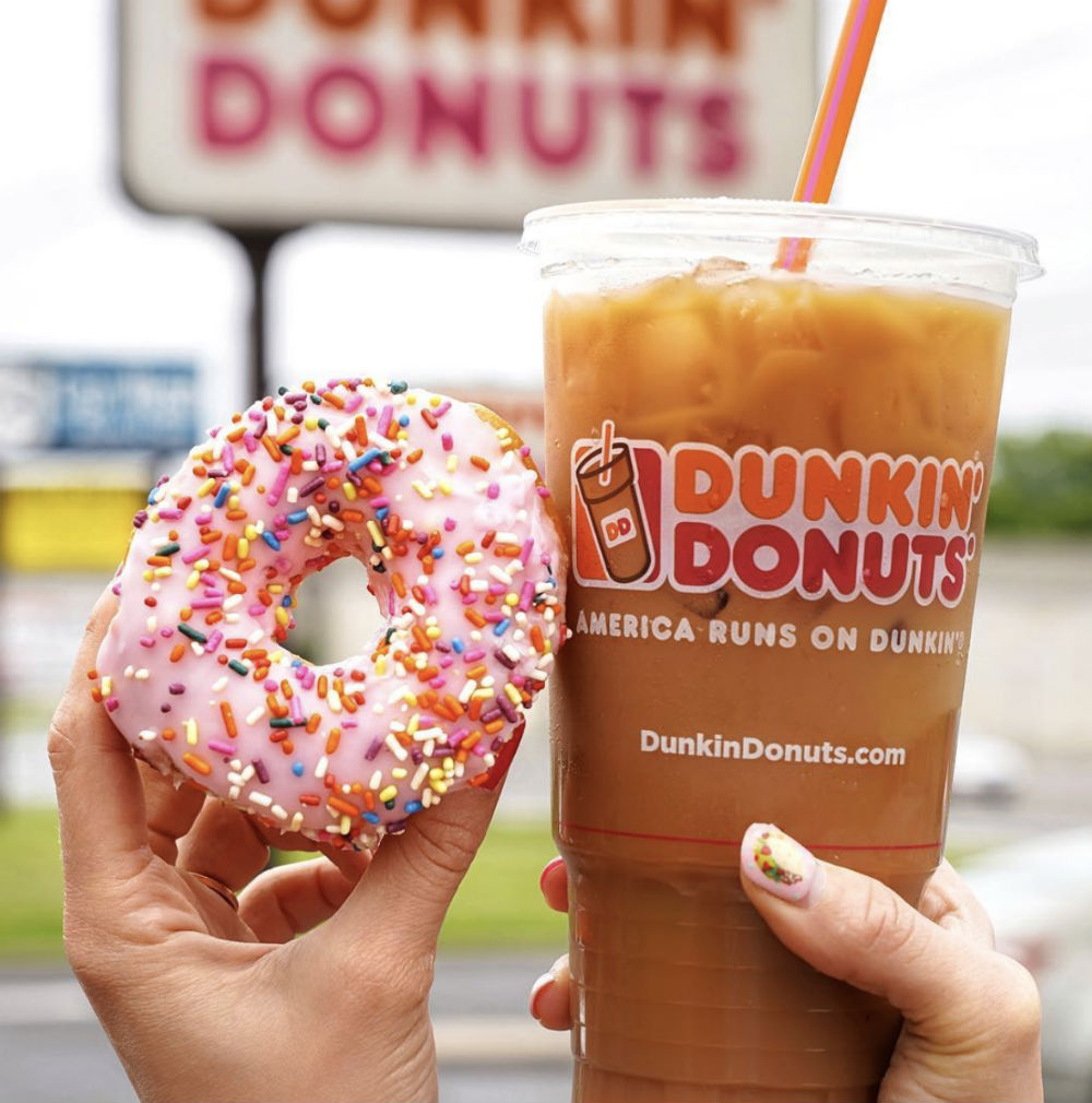 Here are all the places you can get free donuts and cheap food on National Donut Day