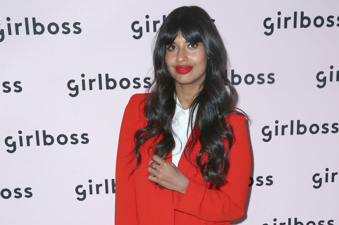 Jameela Jamil refused to be airbrushed in her latest magazine cover shoot, and her reasons will make you cheer