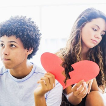 Here's the best way to get over a bad breakup, according to science