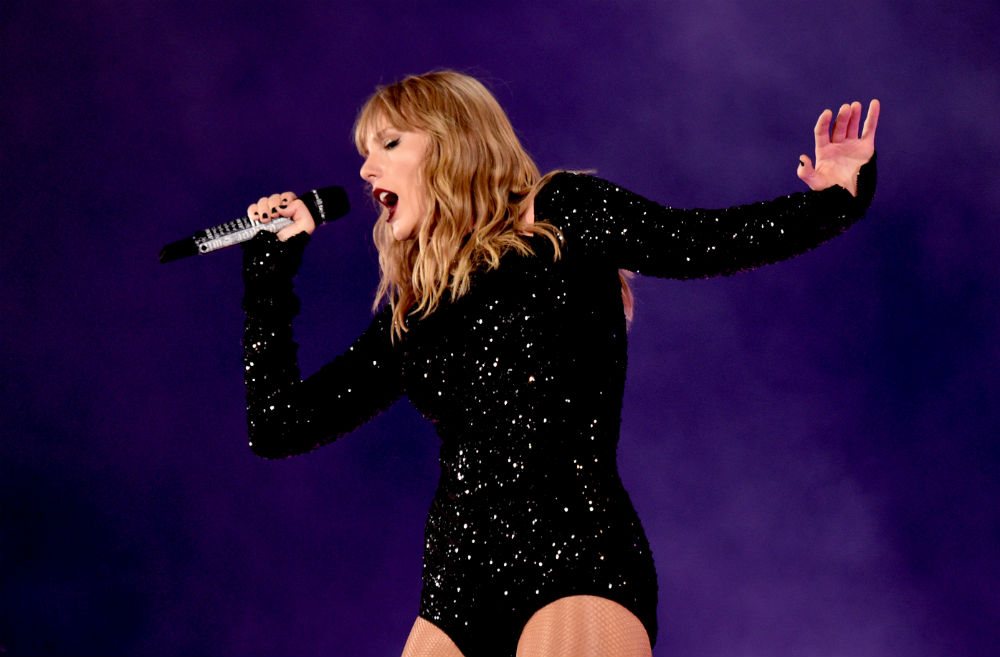 Taylor Swift stopped her concert to give a moving speech about Pride Month, and the video will move you to tears