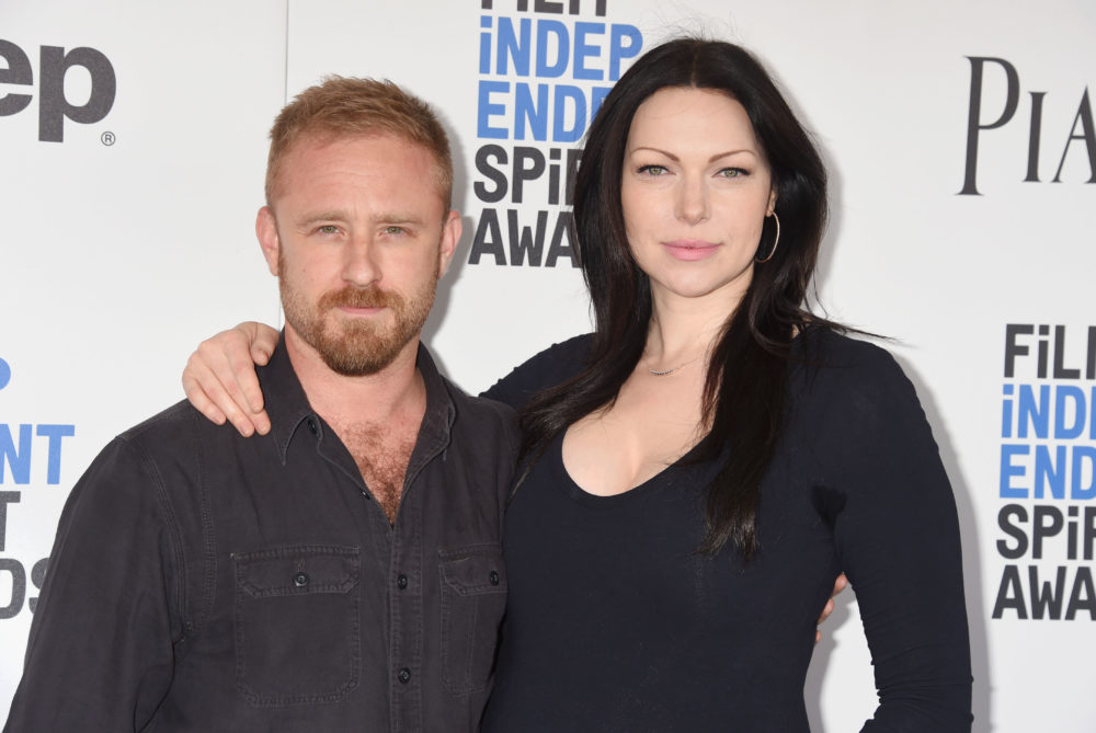 Laura Prepon and Ben Foster are married, and there's a gorgeous Insta pic to prove it
